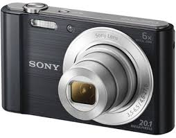 Sony Cyber shot DSC-W810 Digital Camera