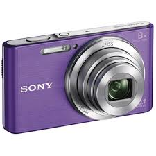 Sony W830 Digital Camera - 20.1MP