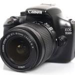 Canon EOS 1100D SLR Camera Bangladesh