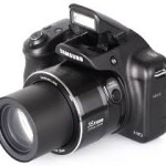 Samsung WB1100F WiFi Digital Camera
