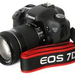 Canon EOS 7D Digital SLR Camera Bangladesh