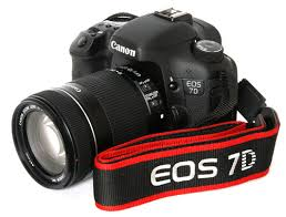 Canon EOS 7D Digital SLR Camera Bangladesh