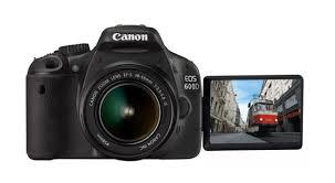 Canon DSLR EOS 600D Camera Body & 18-55mm Lens in Bangladesh
