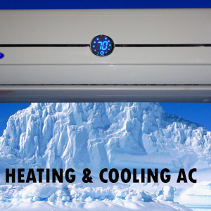 Carrier 1 5 Ton Air conditioner Hot & Cool