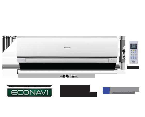 Panasonic CS-S18PKH 1.5 Ton Air Conditioner