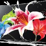 LG - 55 inch - OLED - Curved - 1080p - Smart - 3D - HDTV