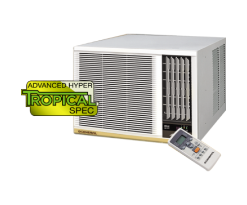 O General AXGT24AATH 2.0 Ton Window Type AC in Bangladesh