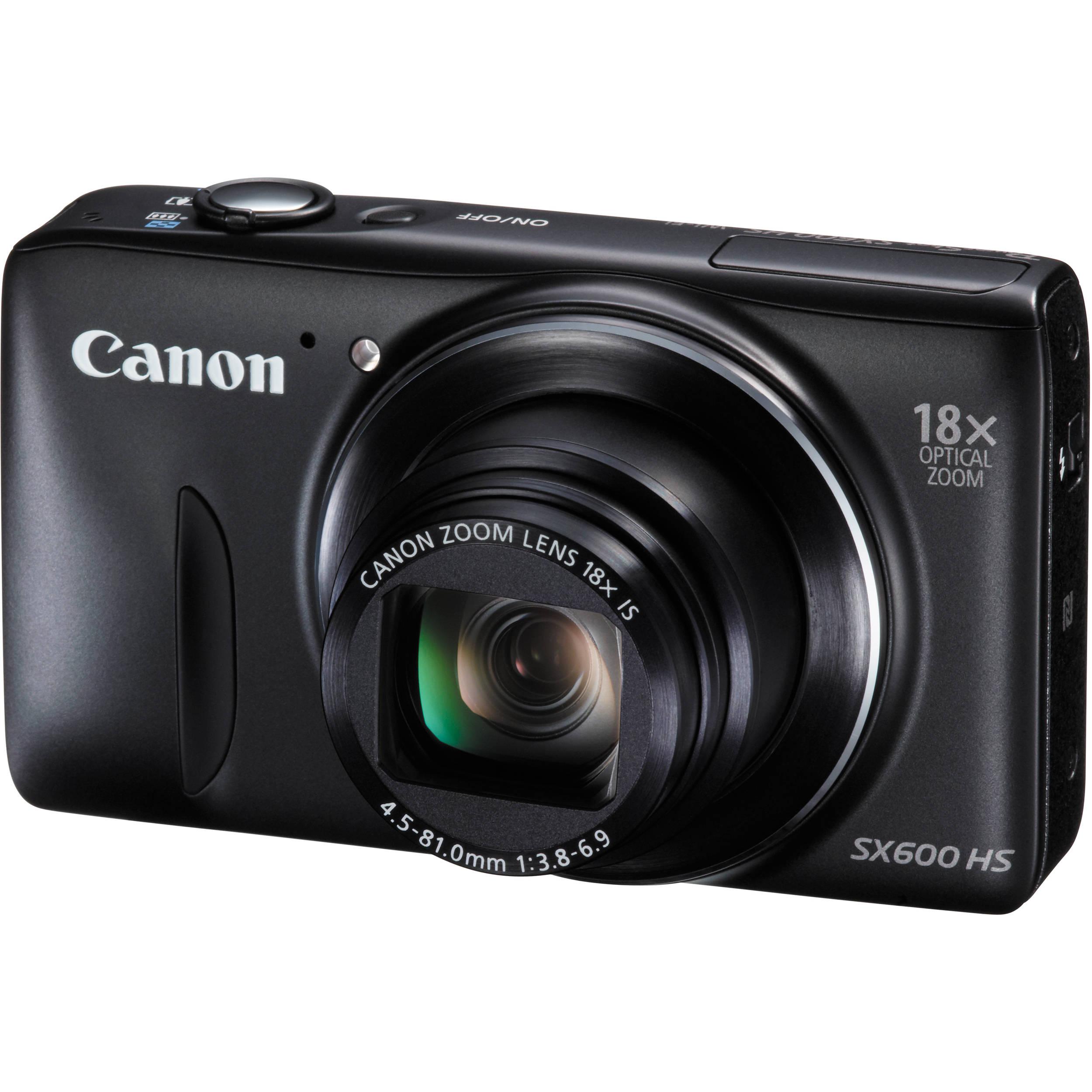 Canon PowerShot SX600 HS 16MP WiFi Digital Camera Price in Bangladesh