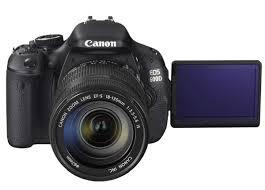 Canon EOS 600D 18-55 DC Lens