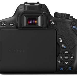 Canon EOS 600D DSLR Camera
