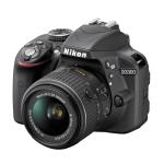 Nikon D3300 DSLR Camera 18-55 Lens Price