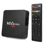Android TV Box MXQ Pro 4K Quad Core 1GB RAM WiFi Smart