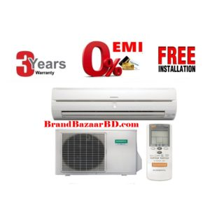 General 1 Ton ASH12USCCW Split Air Conditioner Price in Bangladesh